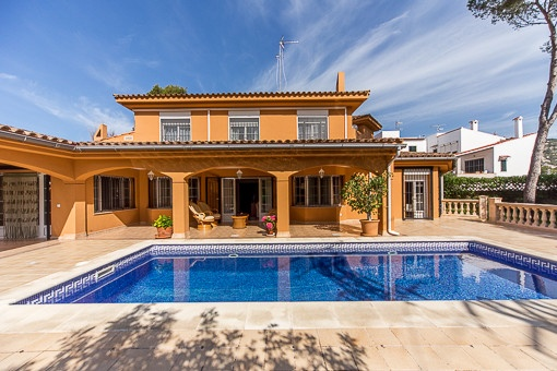 Villa en Cala Mayor