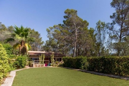 Maravillosa finca muy silenciosa y con piscina a solo 15 minutos de Palma, en Marratxinet.