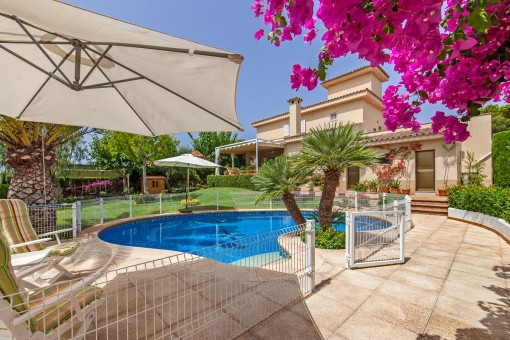 Villa en Cala Blava para vender