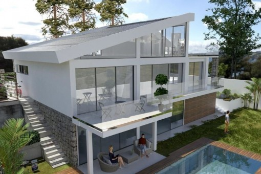 Villa en Bendinat