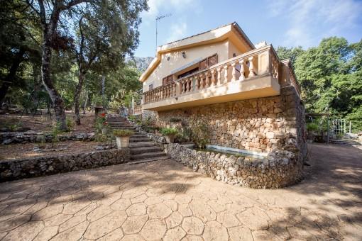 Villa en Escorca