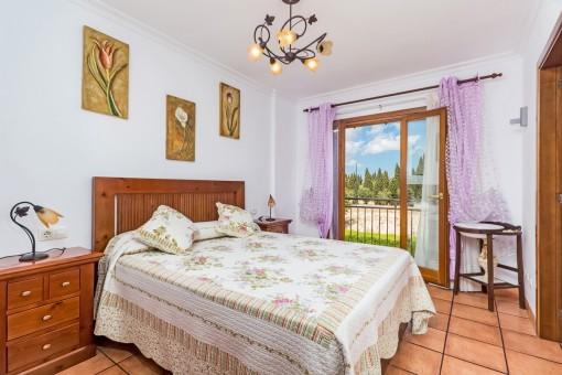 Uno de tres dormitorios