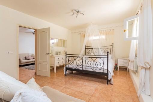 Uno de dos dormitorios dobles en la planta baja