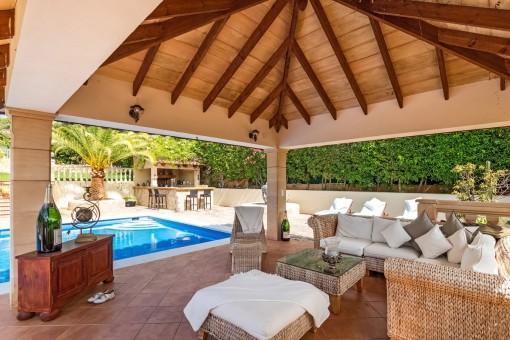 Villa en Costa den Blanes para vender
