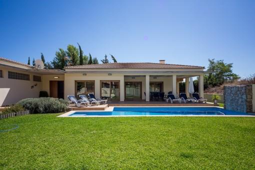 Villa en Sa Pobla