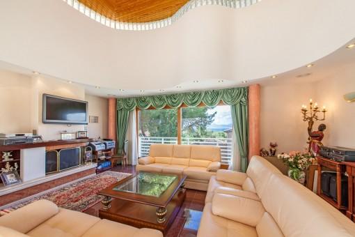 Chalet exclusivo con piscina casa de invitados separada y cocina de verano comprar - Casa de verano con piscina ...