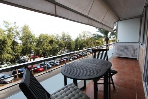 Apartamento en Paseo Maritimo