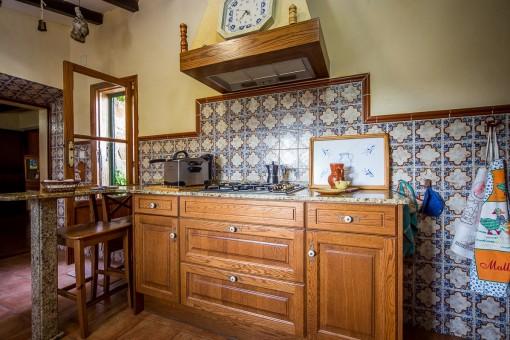 Otras vistas en la cocina