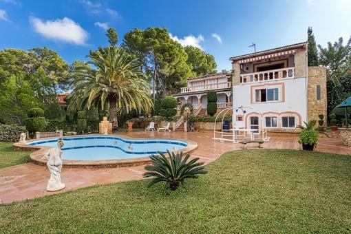 Villa en Santa Ponsa para alquiler