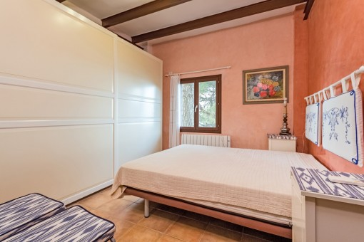 Dormitorio agradable