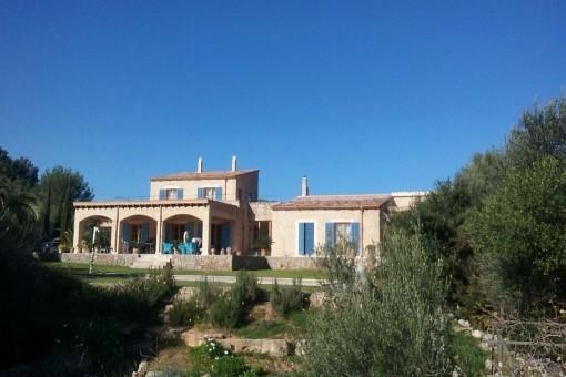 Villa en Son Servera