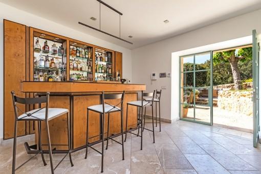 Bar privado