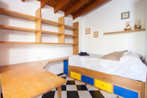 Dormitorio u officina