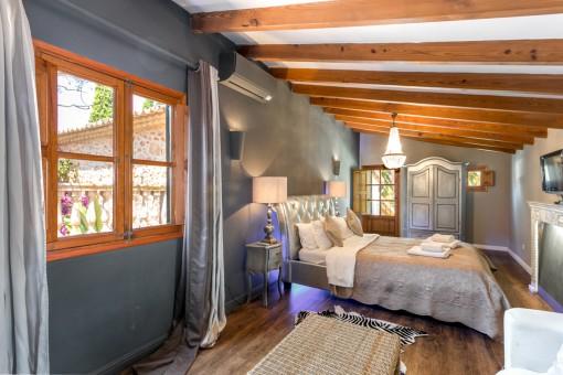 Noble dormitorio