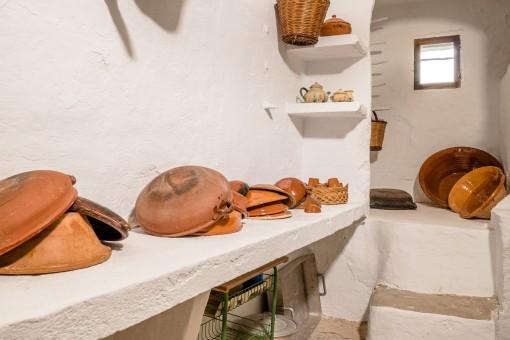 Habitación especial por la cocina