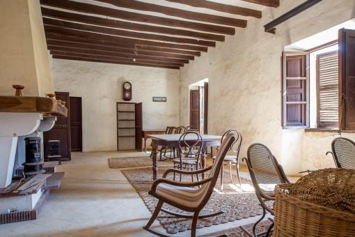 Salón tradicional