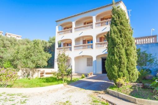 Villa en Capdepera