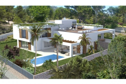 Villa en Sol de Mallorca