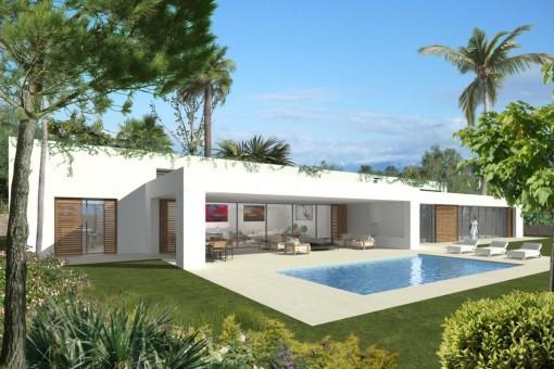 Villa en Sol de Mallorca para vender