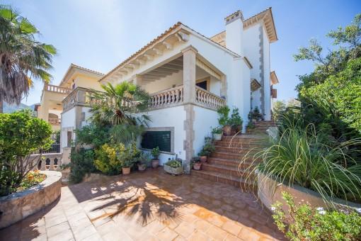 Villa en Colonia de San Pedro