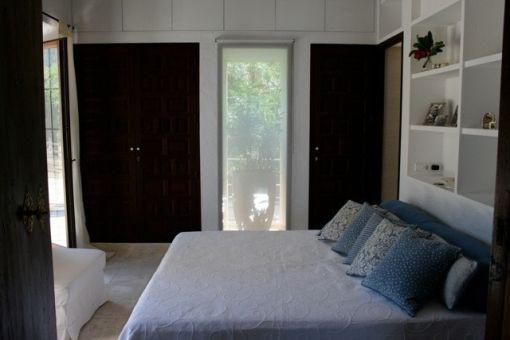 Uno de 2 dormitorios con baño en suite