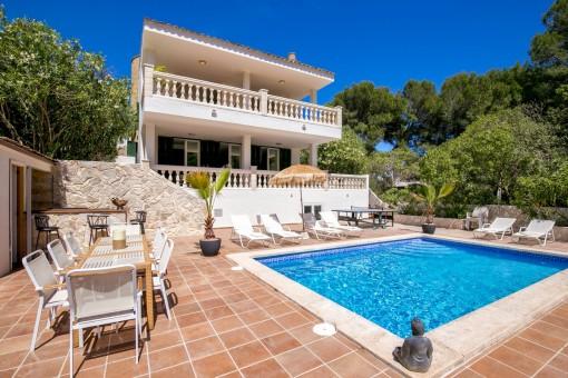 Villa en Font de sa Cala para vender