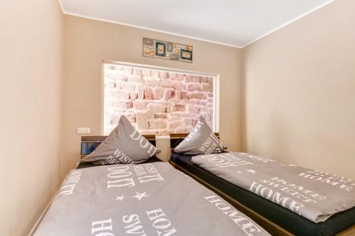 Elegantes detalles en todas las habitaciones del chalet