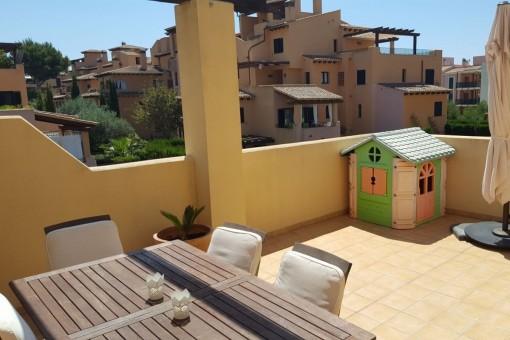 Apartamento en Puig de Ros