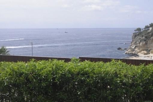 Vistas al mar fantásticas