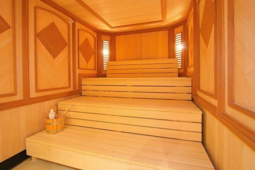 Sauna encantadora