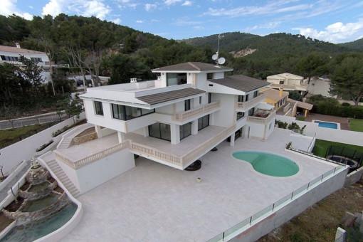 Villa en Son Vida