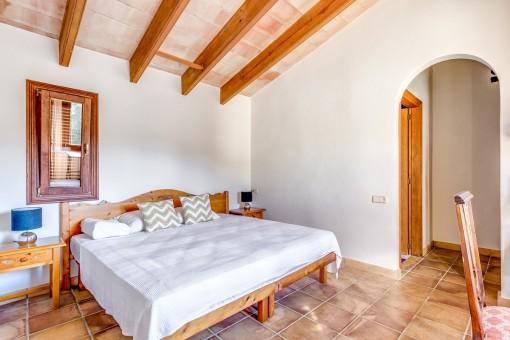 Todos los dormitorios ofrecen camas de king size