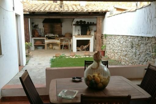 Casa en Biniamar