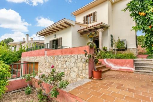Villa en Palma City