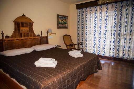La propiedad ofrece 6 dormitorios