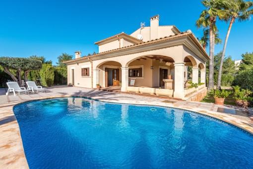 Villa en Son Servera para vender