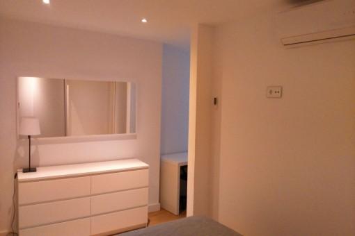 El apartamento bonito fue reformaado