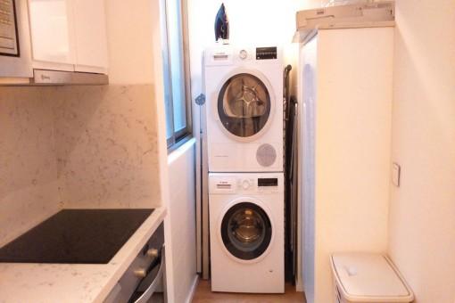 Lavadora y secador