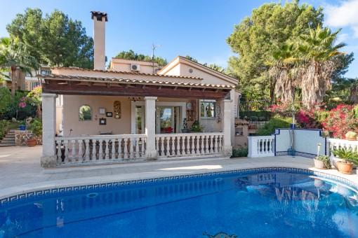 Villa en Cas Catala