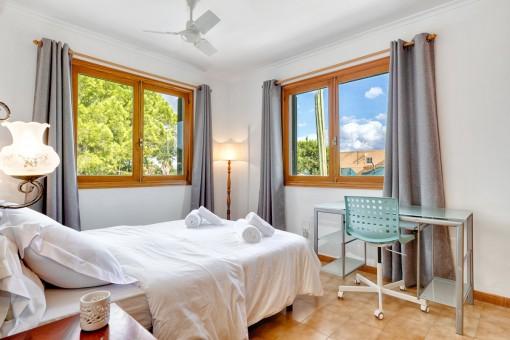 Todos los dormitorios ofrecen un ambiente de bienestar