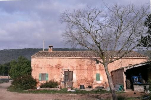 Vistas exteriores de la casa principal