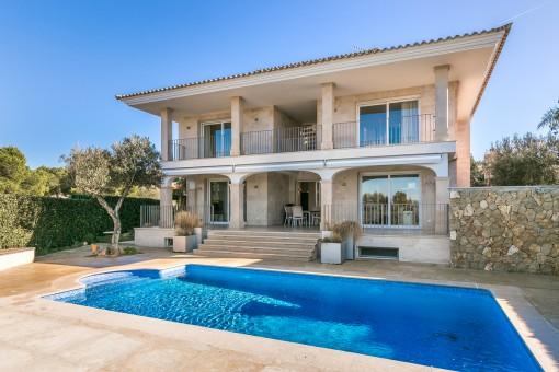 Villa en Son Veri Nou