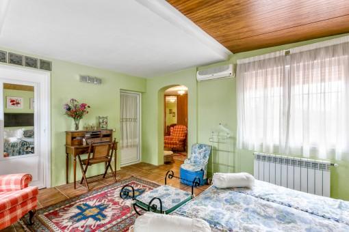 La propiedad ofrece 5 camas