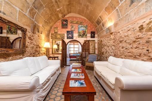 Sala de estar maravillosa