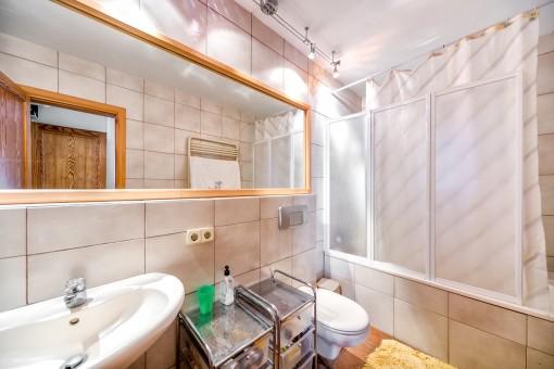 El chalet ofrece 7 baños
