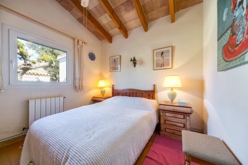 Uno de 3 dormitorios bonitos con calefacción