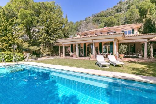 Villa en Costa de los Pinos