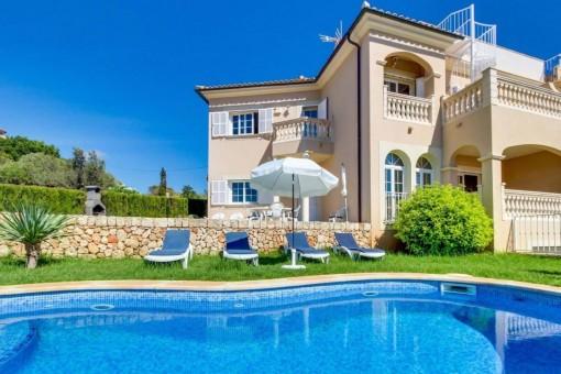 Villa en Tolleric para alquiler