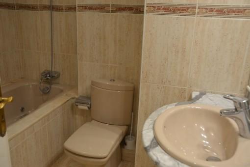 Vistas alternativas del baño principal