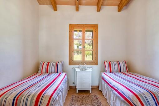 Dormitorio de huéspedes